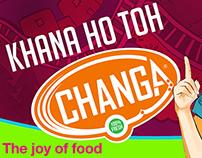 CHANGA FOODS- Ogilvy Pakistan
