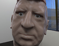 From 3D Scan to VR