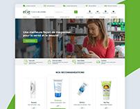 Medical & Pharmaceutical Website Design