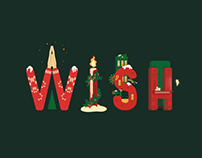 9Letters — «Make a wish» • project files include