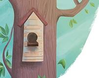 Illustration Tree
