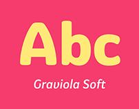 Graviola Soft Typeface