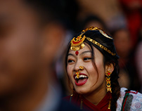 Festivals and Daily Life images in Nepal