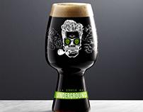 The Beers Underground Glass