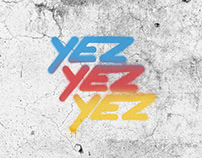 Yez Yez Yez Logo Re-Design