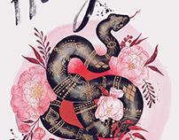 Poster Huey