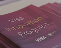 Visa Innovation Program - Branding Identity