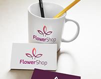 Flower Shop Logo