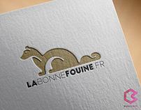 Branding // Labonnefouine.fr //
