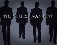The Culprit Manifest DEMO REEL (Commercial)