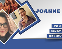 Facebook profile picture for Joanne