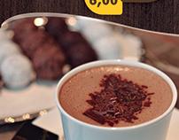 Coxinha du Chef - Folder Chocolate Quente