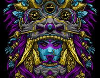 BALI DEMON/GODS
