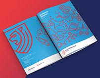 Stamford American School HK - Branding Materials