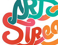 Logo Design: Art Streat