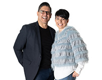 Richard and Barbie Armenta - The Right Combination