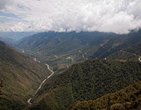Way to Machu Picchu