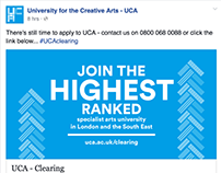 UCA Clearing Campaign