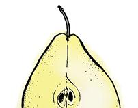 OSKURZ - wild pear brandy