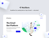 Mailbots: Bots for email