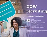 Recruitment Flyer Maker for HR Firms