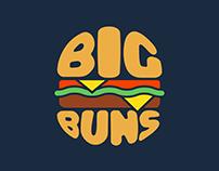 Big Buns Burgers Logo