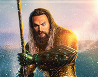 Aquaman | Poster Designs