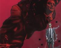 Netflix / Marvel Daredevil Fan Poster