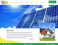 DSG Solar Energy