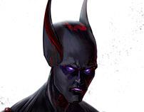 Batman Beyond Redesign