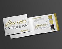 Branding: Locirati Eyewear