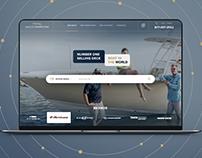Marine Connection Website