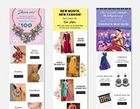 Newsletter Design Set-1