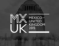 UKMX - México / United Kindom 2015