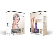Blond ME - Duopack Kutu Tasarımları