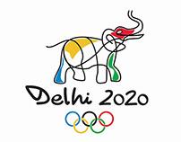 Summer Olympic Games Delhi 2020