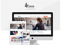 EdTerra Website Design