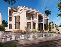 KING MARIOUT - Contemporary Classic Villa -