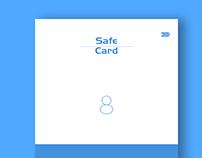 Safe cards ui/ux