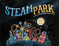 Steam Park - the boardgame