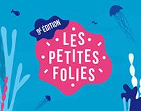 Affiche du festival Les Petites Folies 2019