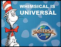 "Universal billboard ""next in series"" ad"
