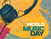 World Music Day Wish