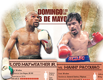 The money in the Mayweather vs Pacquiao fight