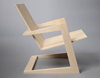 La Kobenhavn Chair