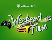 Xbox Live Weekend Fun