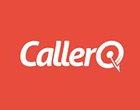 CallerQ - Logo / Web