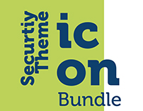 Security icon bundle