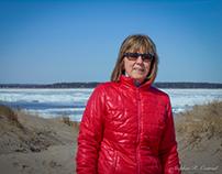 Parlee Beach, Shediac, New Brunswick, Canada
