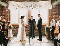 Nick and Aubree's Wedding